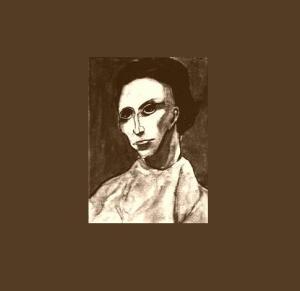 Self Portrait of Anna Kavan
