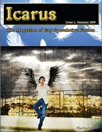 Icarus:  The Magazine of Gay Speculative Fiction