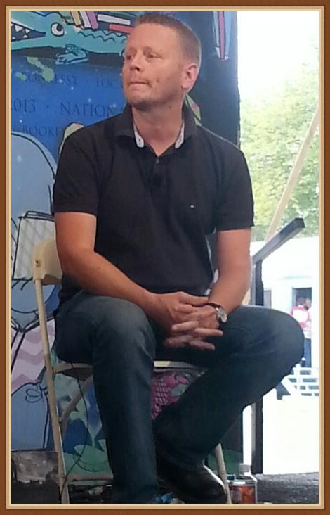 Patrick Ness