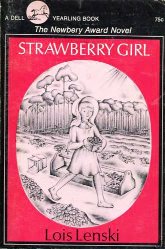 strawberry-gril-lois-lenski