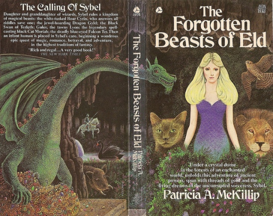 The Forgotten Beasts of Eld, 70's cover