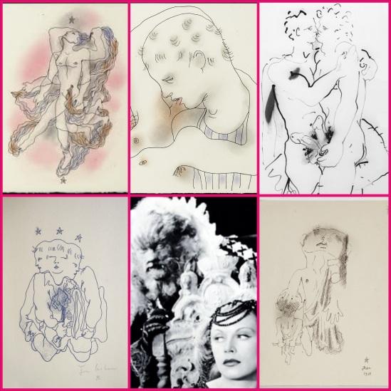 Cocteau Collage