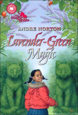 lavender-green magic