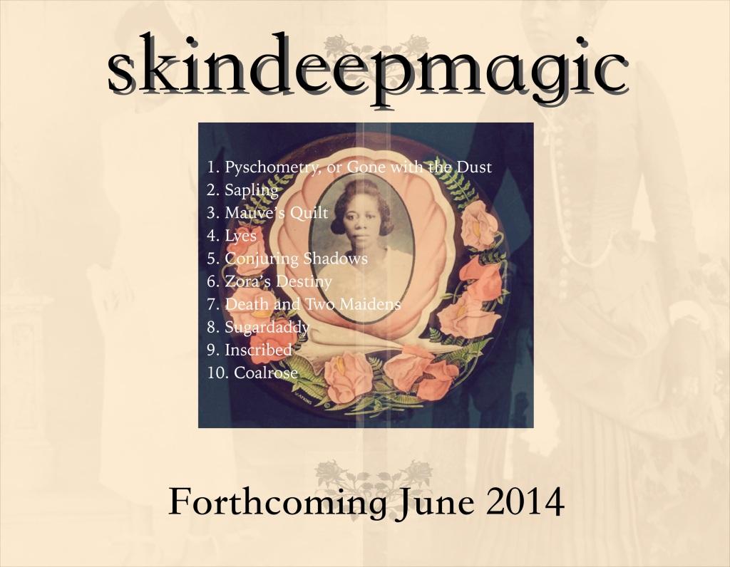 Skin Deep Magic Cover TOC