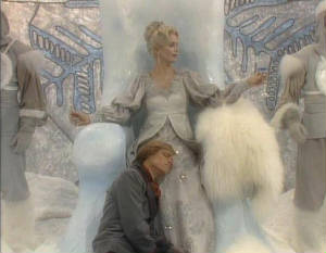 Lee Remick as The Snow Queen