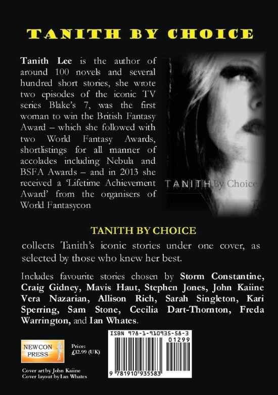 Tanith by Choice