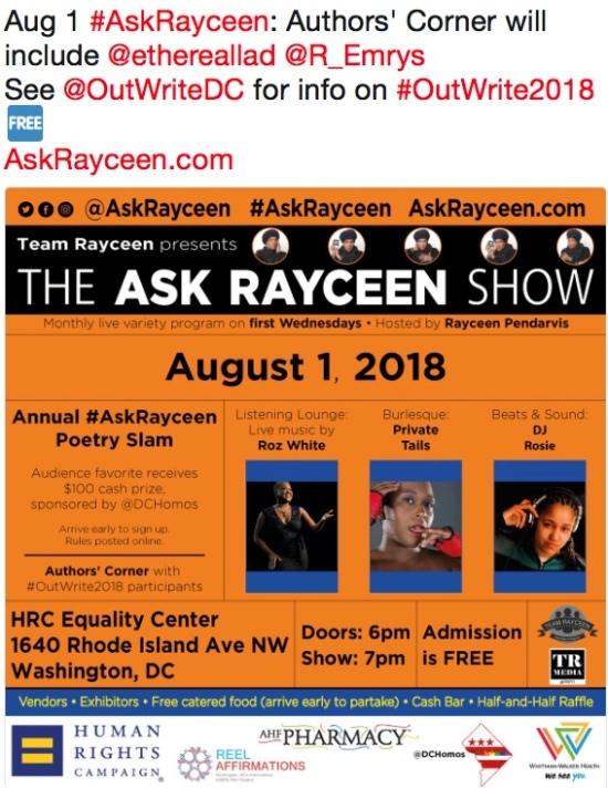 Ask Rayceen