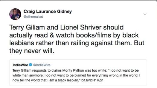 Gilliam:Shriver