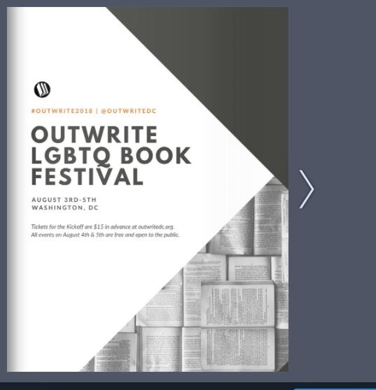 Outwrite 2018
